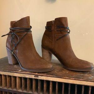 Franco-Sarto-Womens-L-edaline-Tobacco-Ankle-BOOTS-